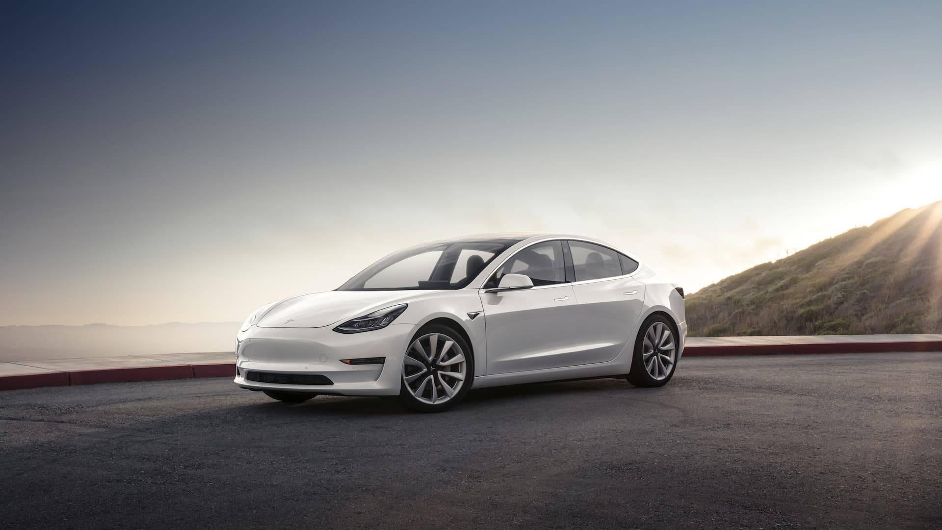 Prueba de manejo – Tesla Model 3